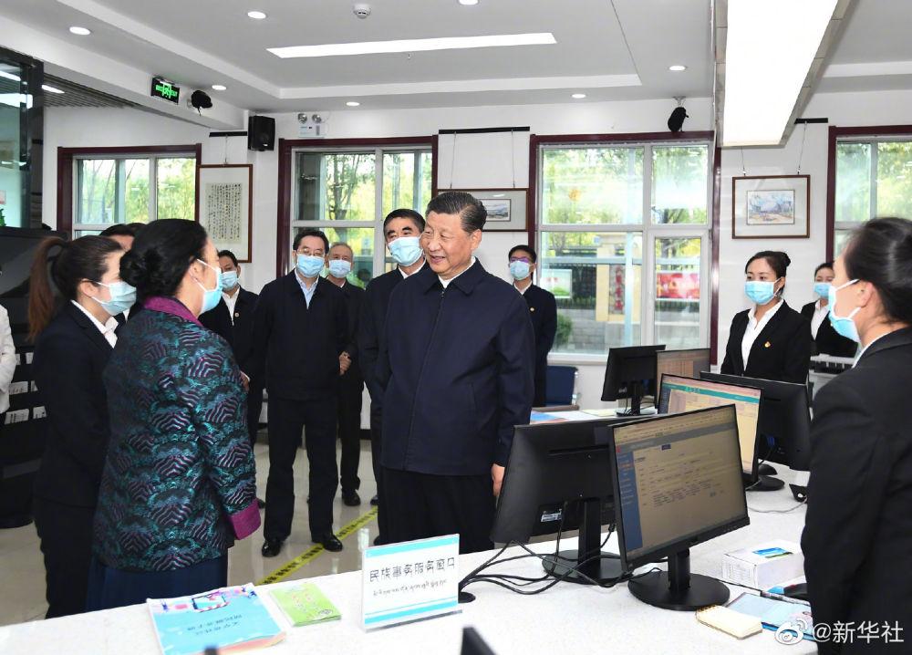 习近平:社区要搞好,一定要有坚强的基层党组织