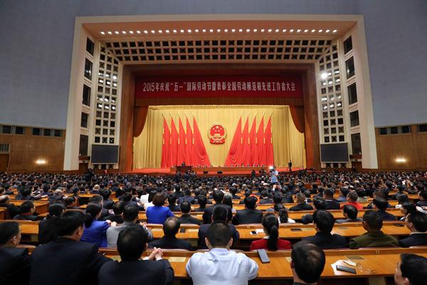 习近平:以劳动托起中国梦