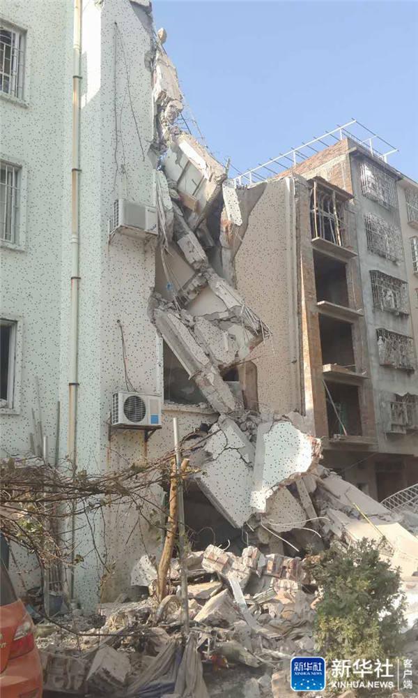 广西柳城县发生17起快递包裹爆炸事件 已致7人死亡(组图)