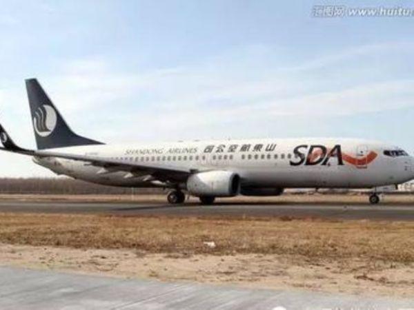 天津航线,总计达到9个航班