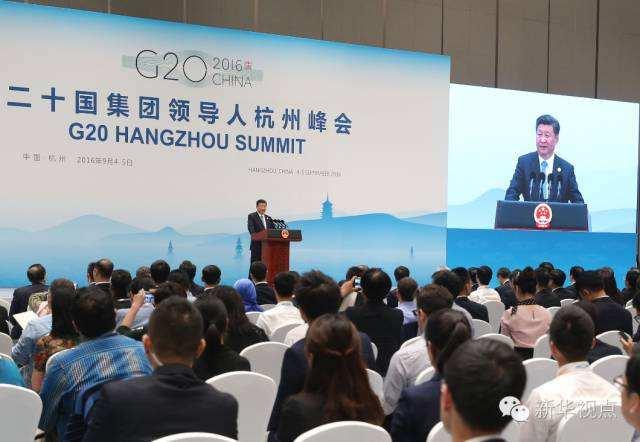 在世界经济增长和G20转型的关键节点,杭州峰会取得了丰硕成果,达到了预期目标。