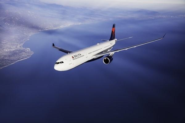 达美航空提供
