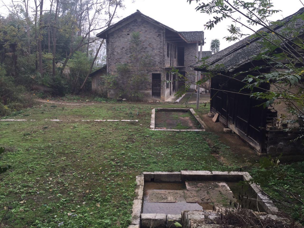 慈利县岩泊渡镇星明村的孙开华故居。