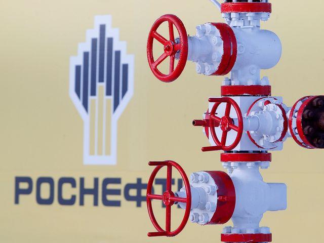 俄罗斯石油公司。(新华/路透)