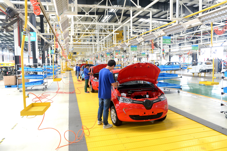 中国将影响世界新能源汽车格局