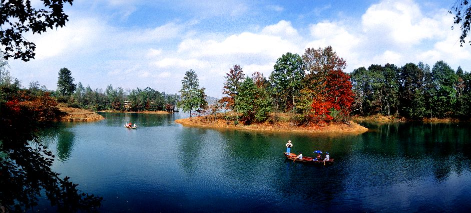 贵州将新增14个4a级景区,黔西南州贞丰三岔河旅游景区入围.