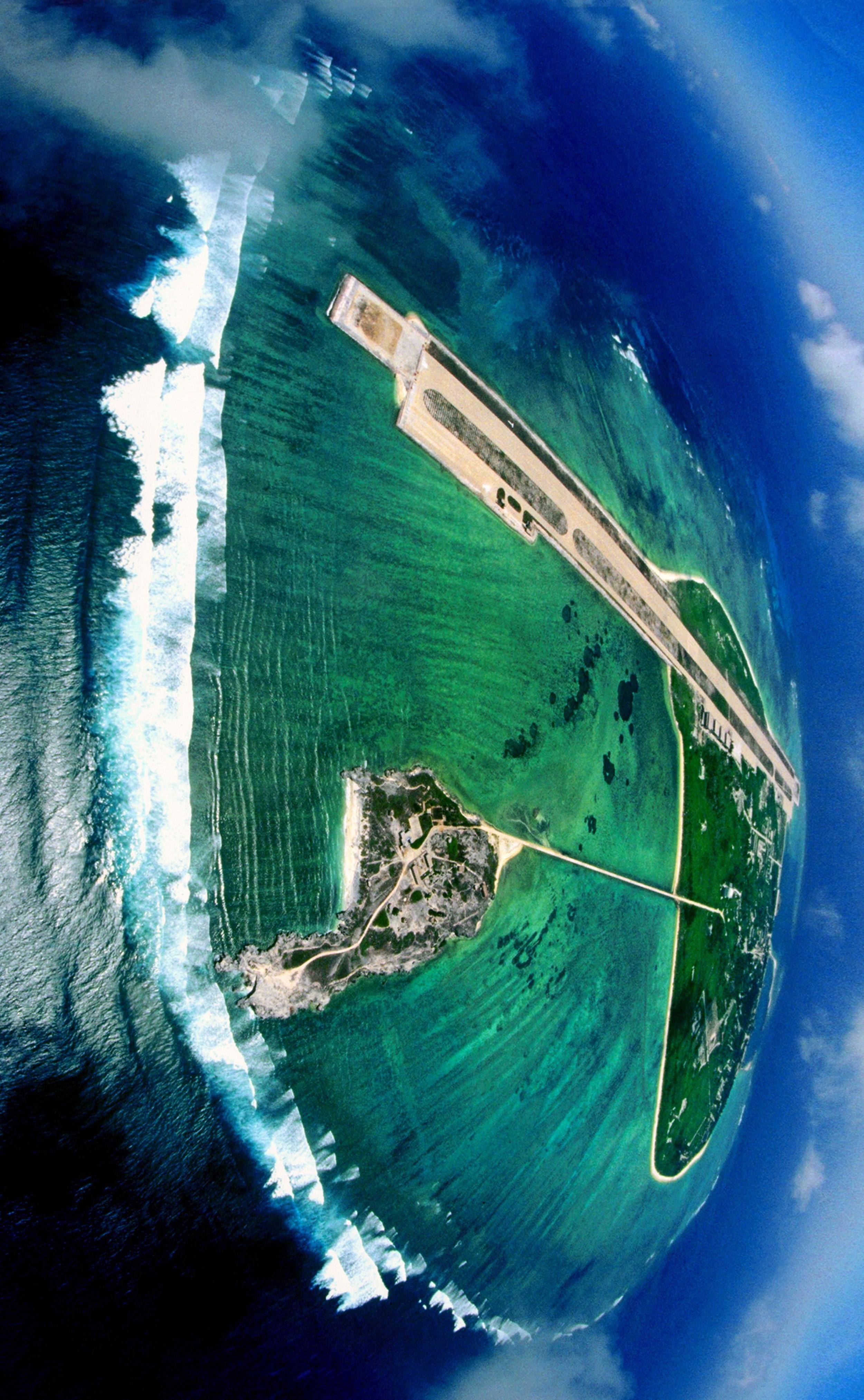 必须横屏!新华社记者世界海洋日送你南海高清大图