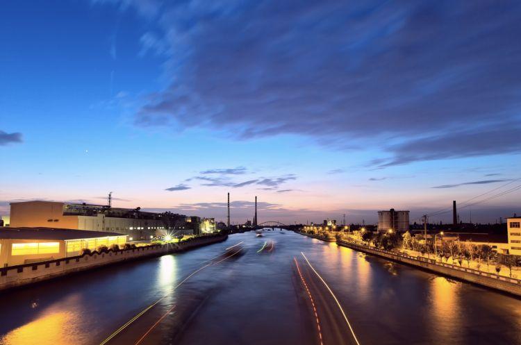 大运河风景