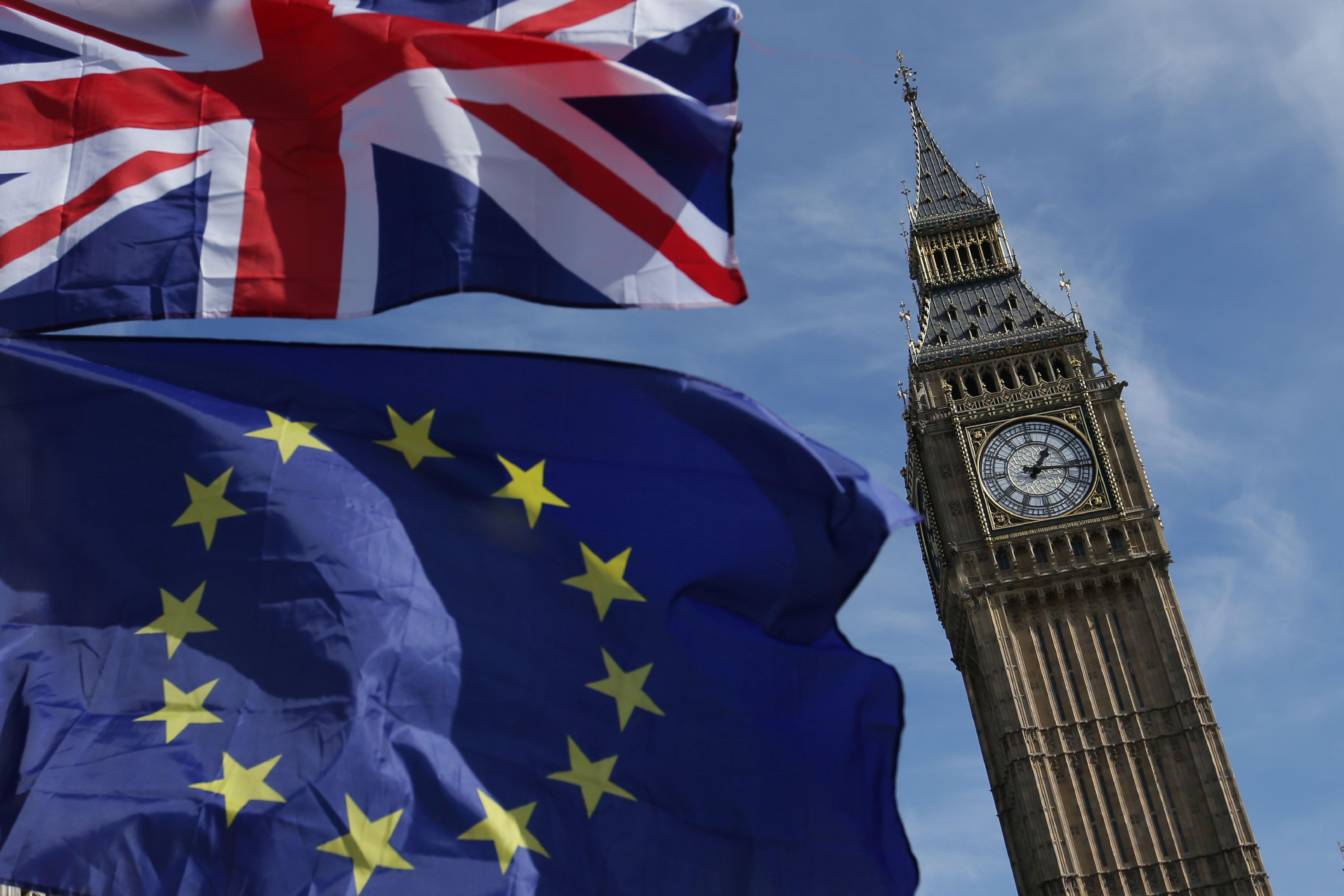 """英国代表:""""脱欧""""不意味离开世界舞台"""