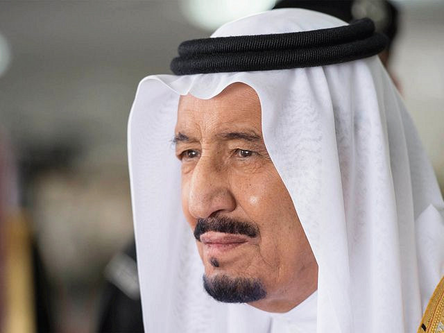 沙特国王萨勒曼。(新华/路透)