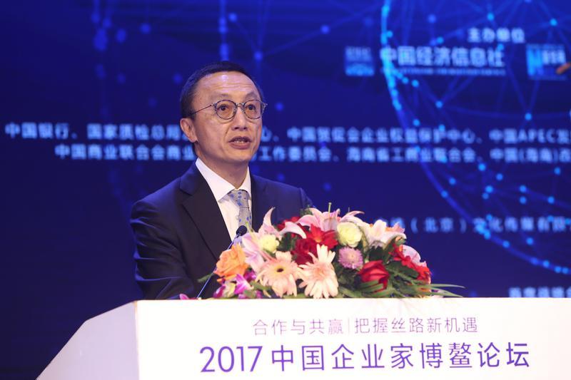 普華永道中國內地及香港市場主管合伙人林怡仲 新華社 王吉如攝