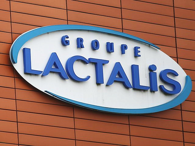 法国乳业巨头拉克塔利斯集团。(新华/路透)