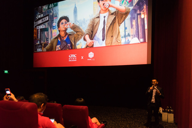 各地华人热衷春节观影 中国电影海外票房飘红