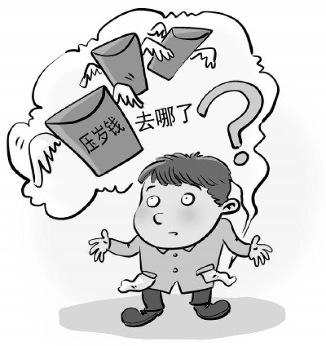 宝贝计划重庆时时彩:给了怕乱花_不给怕逆反…孩子的压岁钱该咋处理?