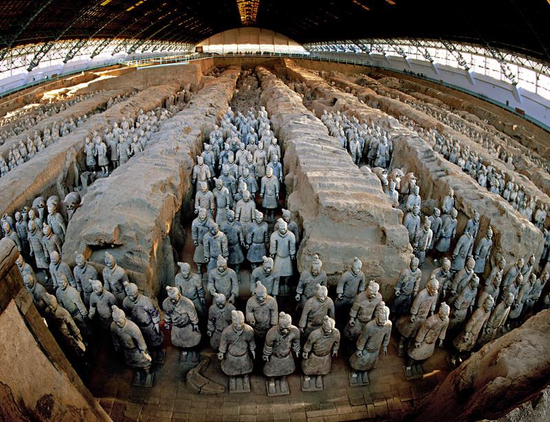 82座陕西帝王陵墓勾勒历史