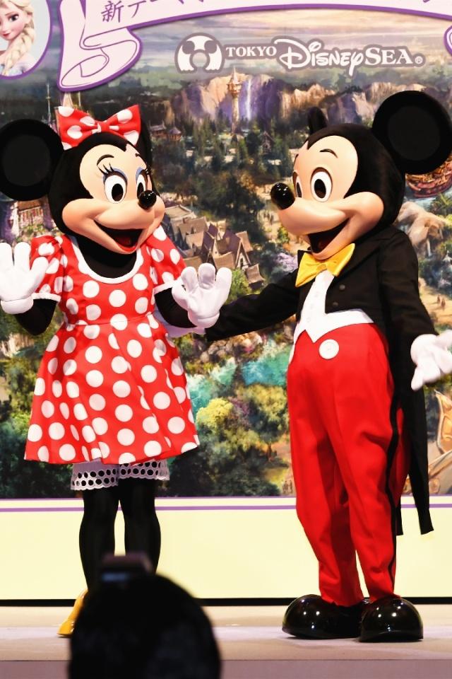 东京迪士尼乐园投入巨资扩建