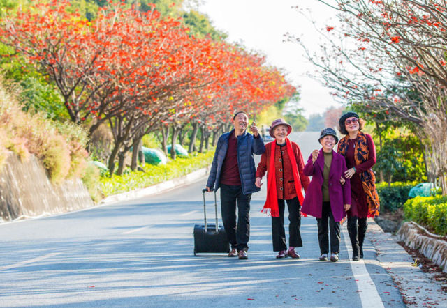 攀枝花:四川的三亚 中国的普罗旺斯