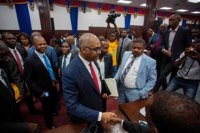 海地总理拉丰唐宣布辞职 早前饱受国内舆论批评