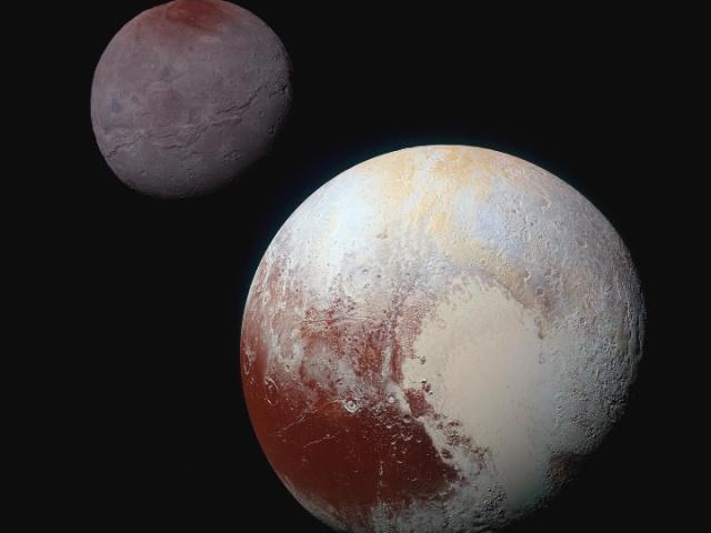 """凭什么不算行星?新研究欲给冥王星""""正名"""""""