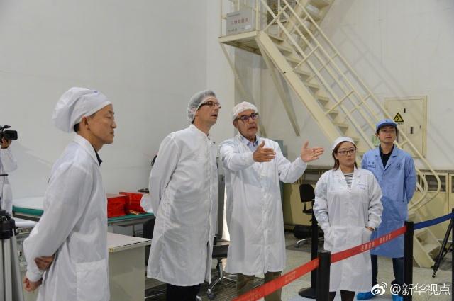 中法合作研制的首颗海洋卫星成功发射!