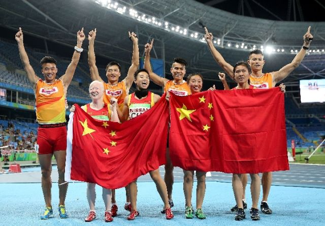 新万博注册12张图回顾改革开放40年中国体育辉煌成就