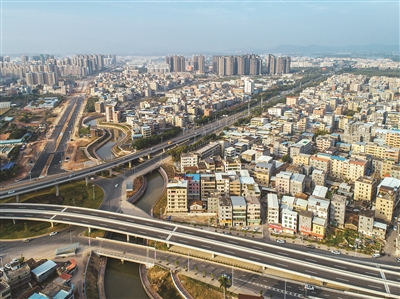 惠州交通不断升级,对兑现粤港澳大湾区的战略利好,有着重要意义。