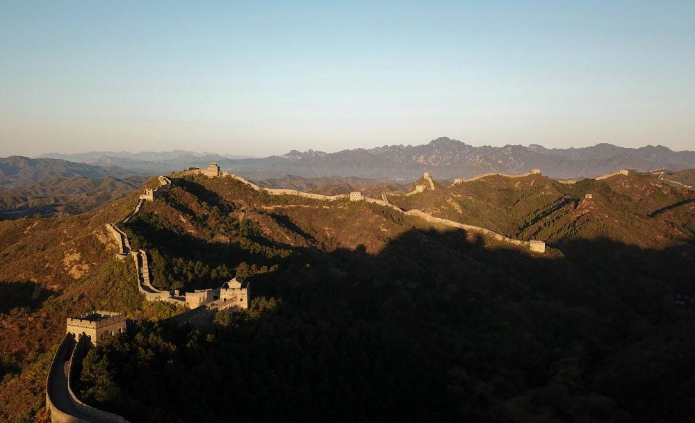жгли некоею великая китайская стена вид из космоса фото высокого разрешения виды