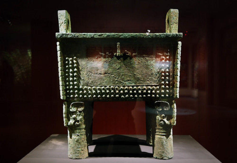 新中国考古重大发现|你好,我是妇好!
