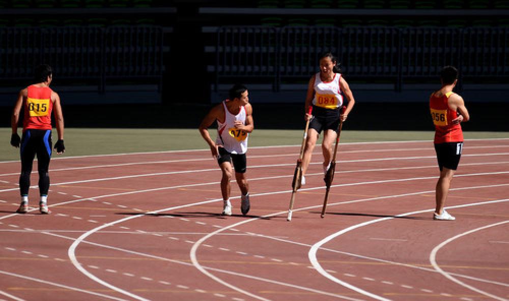 第十一届全国少数民族传统体育运动会倒计时30天