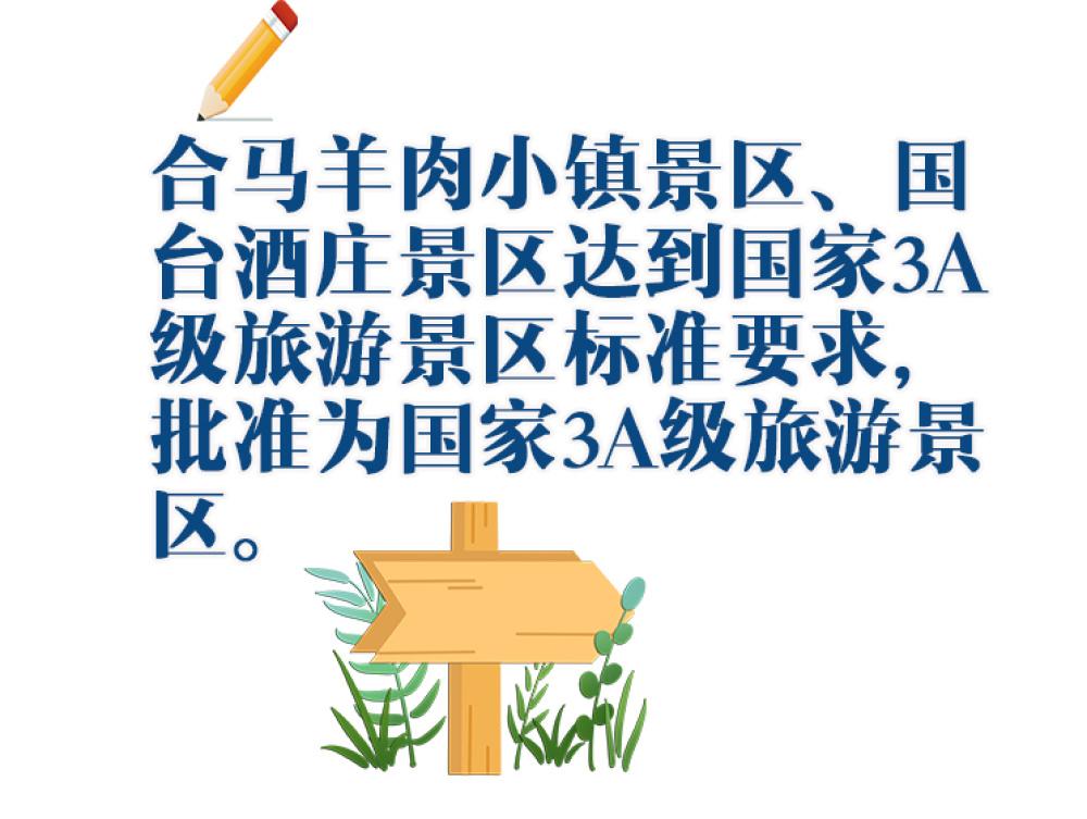 【新华社客户端】仁怀两地获批国家3A级旅游景区