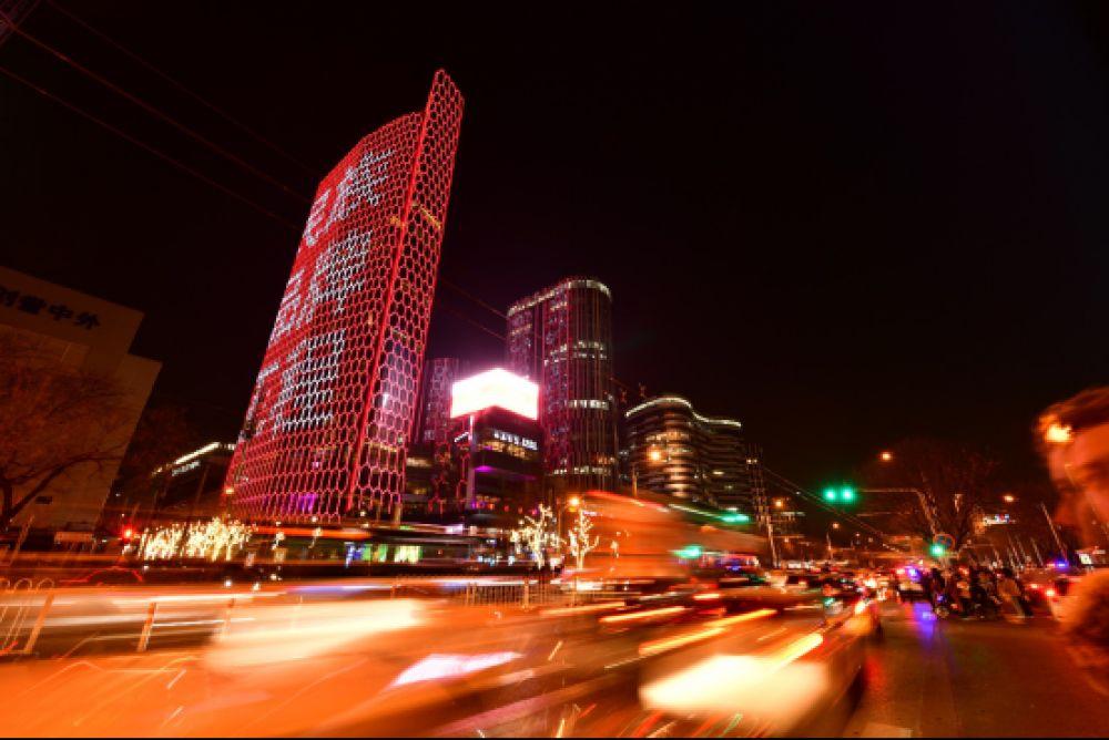 民族品牌之光闪耀全国七城跨年夜