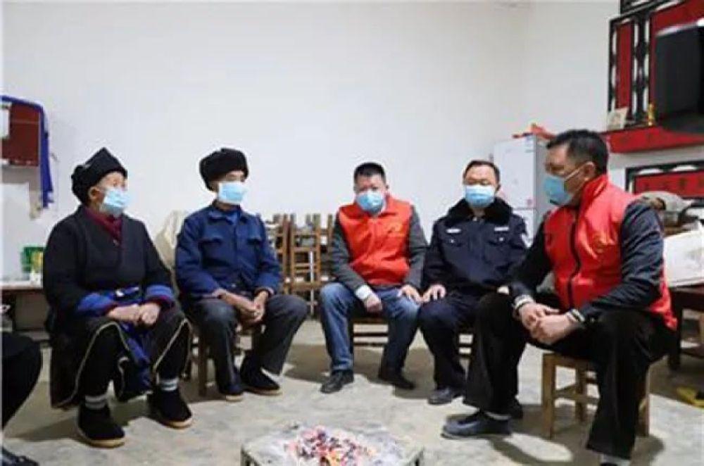 """退役不退""""疫"""" 防控战一线——安顺市479名""""兵"""