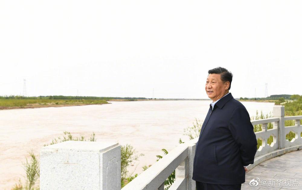 习近平赴宁夏考察调研