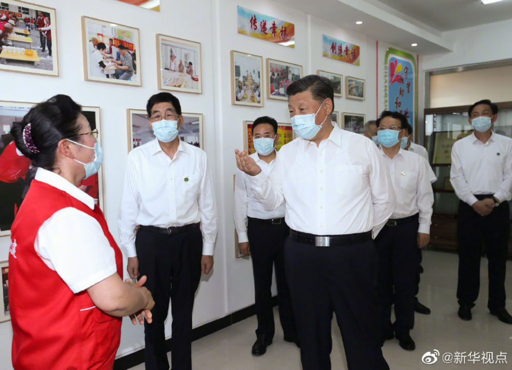 《【天游娱乐登陆官方】习近平谈社区治理:提高社区效能的关键是加强党的领导》