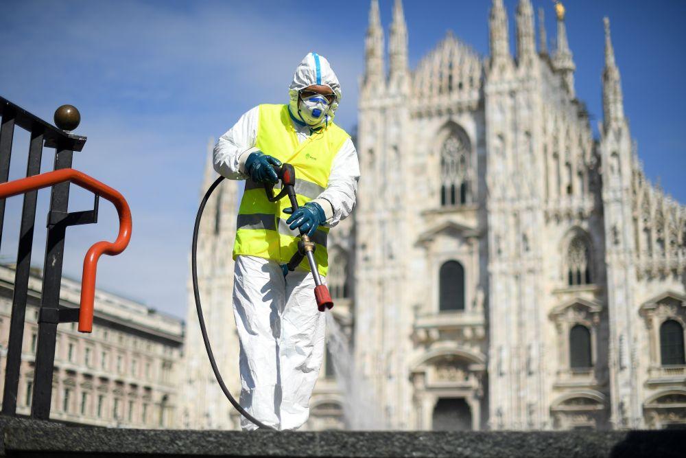 多国在早期废水中发现新冠病毒踪迹