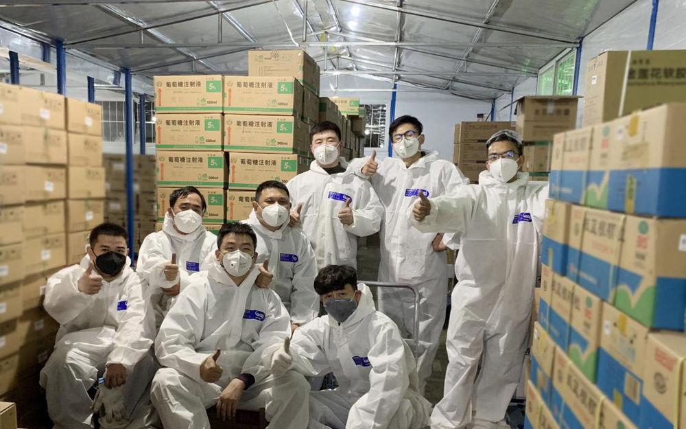 科伦药业总经理刘思川获评全国抗击新冠肺炎疫情先进个人