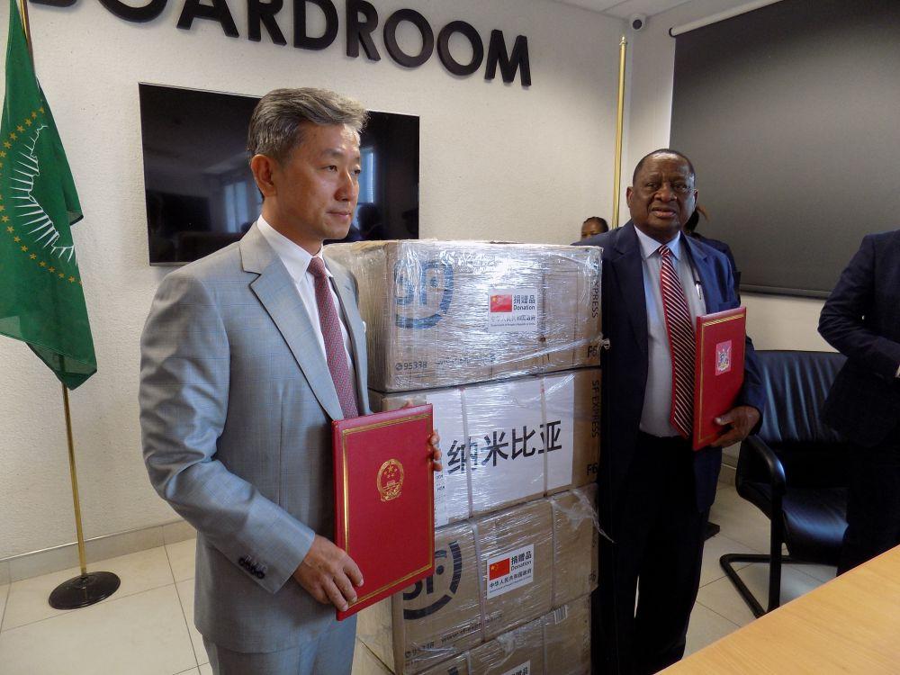 纳米比亚卫生部长:中国防疫措施为世界提供了有益经验