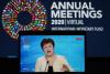 IMF总裁:中国正增长将成为全球经济积极推动力