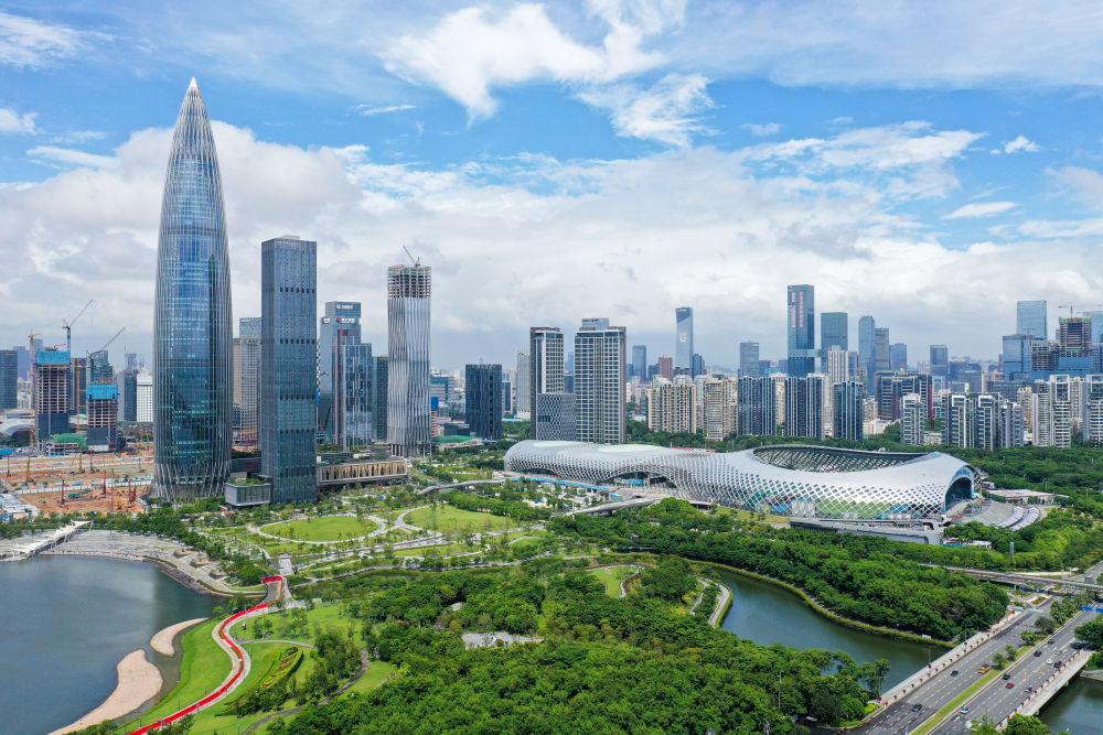 《【天游测速登录】中国经济呈现绿色复苏特征》