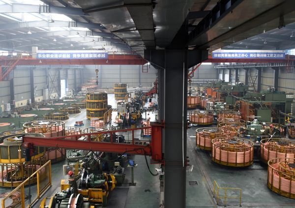 美媒:中国经济复苏刺激铜价猛涨