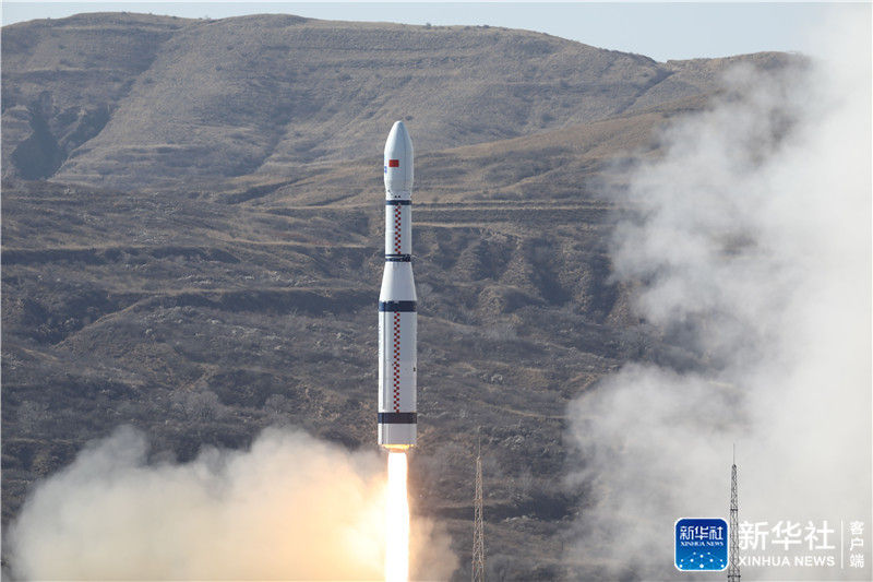 《【恒达登陆注册】一箭13星!长征六号运载火箭发射成功》