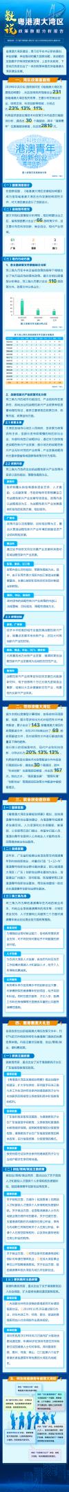 海口法制数说粤港澳大湾区政策数据分析报告