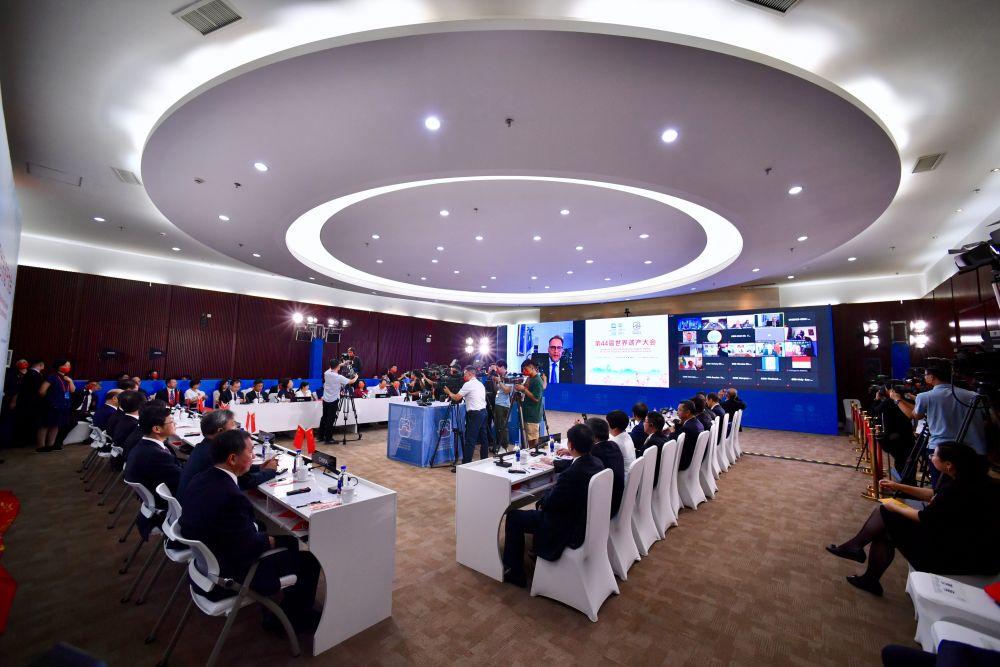 """""""泉州:宋元中国的世界海洋商贸中心""""成功列入《世界遗产名录》"""
