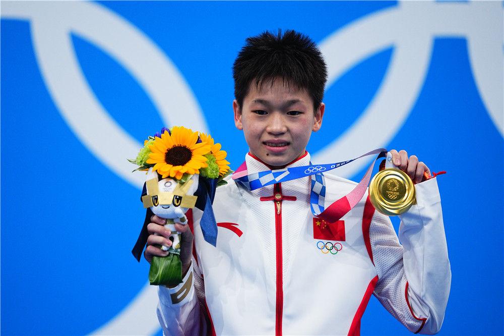 水花的精灵——奥运跳水冠军全红婵的成长故事